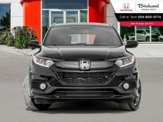 New 2021 Honda HR-V Sport for sale in Winnipeg, MB