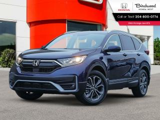 New 2021 Honda CR-V EX-L for sale in Winnipeg, MB