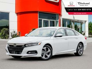New 2021 Honda Accord EX-L for sale in Winnipeg, MB