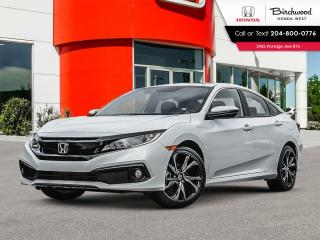 New 2021 Honda Civic Sport for sale in Winnipeg, MB