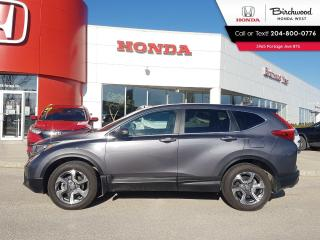 Used 2018 Honda CR-V EX-L Leather - Apple CarPlay - Android Auto - Bluetooth - Sunroof for sale in Winnipeg, MB