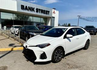 Used 2017 Toyota Corolla SE for sale in Gloucester, ON