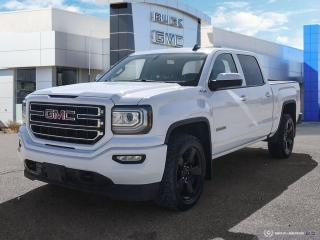 Used 2017 GMC Sierra 1500 SLE Elevation Edition | Crew Cab | 4WD | 5.3L V8 for sale in Winnipeg, MB