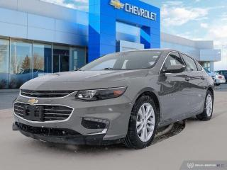 Used 2017 Chevrolet Malibu LT Bluetooth | Rear View Camera | Wireless Charging for sale in Winnipeg, MB