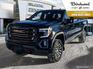 New 2021 GMC Sierra 1500 AT4 The Best Deals to come in 2021 for sale in Winnipeg, MB