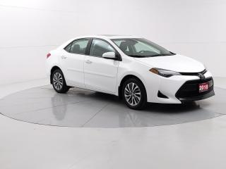 Used 2018 Toyota Corolla LE XLE FULLY LOADED!! for sale in Winnipeg, MB