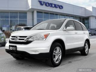 Used 2011 Honda CR-V EX-L All Wheel Drive! for sale in Winnipeg, MB