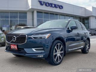 Used 2018 Volvo XC60 T6 Inscription Lease Return Bowers! for sale in Winnipeg, MB