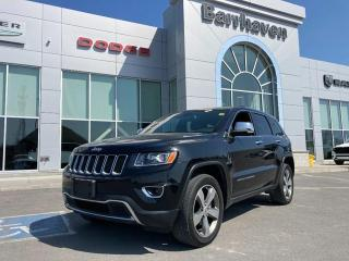 Used 2016 Jeep Grand Cherokee Limited for sale in Ottawa, ON