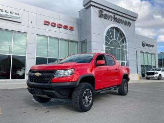 Used 2018 Chevrolet Colorado ZR2 for sale in Ottawa, ON