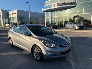 Used 2016 Hyundai Elantra Sport Appearance for sale in Ottawa, ON