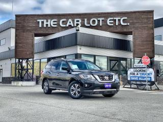 Used 2018 Nissan Pathfinder SV TECH AWD for sale in Sudbury, ON