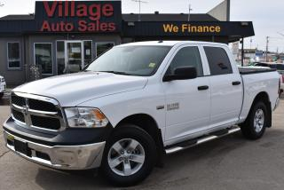 Used 2017 RAM 1500 ST CRUISE CONTROL! A/C! 4X4! for sale in Saskatoon, SK