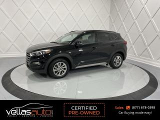 Used 2018 Hyundai Tucson SE 2.0L SE  AWD  PANORAMIC ROOF  LTHR  APPLE CAR PLAY for sale in Vaughan, ON
