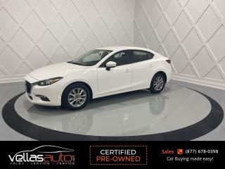 Used 2018 Mazda MAZDA3 GS NAVIGATION| AUTO| HEATED SEATS for sale in Vaughan, ON