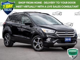 Used 2018 Ford Escape SEL Leather | Navigation | Sunroof | Ford SAFE and SMART PACKAGE for sale in St Catharines, ON