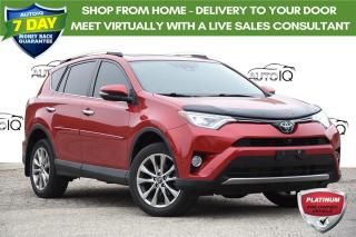Used 2016 Toyota RAV4 Limited LIMITED | AWD | LEATHER | NAVI | SUNROOF | for sale in Kitchener, ON