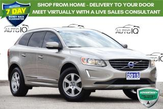 Used 2015 Volvo XC60 3.2 Premier 3.2 PREMIER | AWD | LEATHER | SUNROOF | for sale in Kitchener, ON