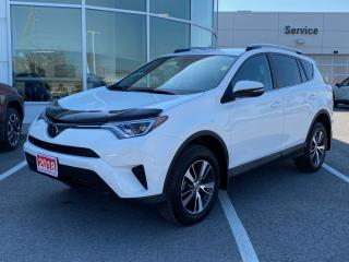 Used 2018 Toyota RAV4 LE-HEATED SEATS+BACK-UP CAM! for sale in Cobourg, ON