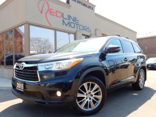 Used 2015 Toyota Highlander XLE ***PENDING SALE*** for sale in Kitchener, ON
