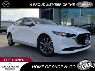 Used 2019 Mazda MAZDA3 GS for sale in Chatham, ON