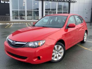 Used 2010 Subaru Impreza HB,LOW KMS,CERTIFIED,NO-ACCIDENT,PWR OPTION GROUP for sale in Mississauga, ON