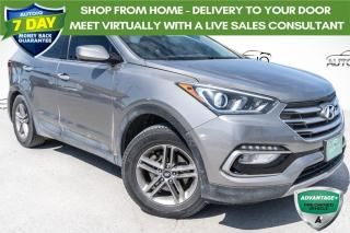 Used 2017 Hyundai Santa Fe Sport 2.4 ONE OWNER!!! HEATED SEATS!!! for sale in Barrie, ON