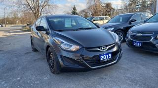 Used 2015 Hyundai Elantra 4DR SDN AUTO GL for sale in Scarborough, ON