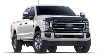 New 2021 Ford F-250 Super Duty SRW F-250 Platinum for sale in Forest, ON