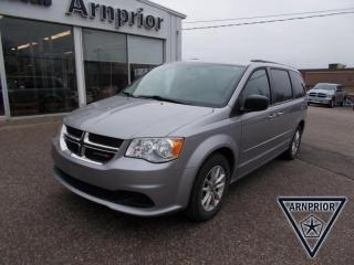 Used 2016 Dodge Grand Caravan SE/SXT for sale in Arnprior, ON