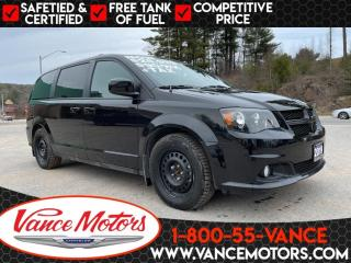 Used 2019 Dodge Grand Caravan GT...LEATHER*DVD*HTD SEATS! for sale in Bancroft, ON