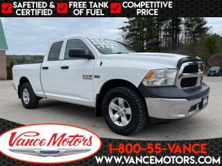 Used 2016 RAM 1500 SXT 4X4...V8*TOW*BEDLINER! for sale in Bancroft, ON