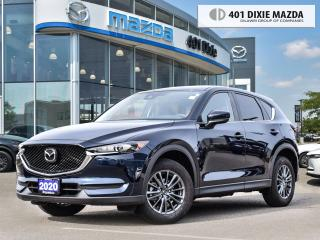 Used 2020 Mazda CX-5 GS ONE OWNER| NO ACCIDENTS| 1.99% FINANCE AVAILABL for sale in Mississauga, ON