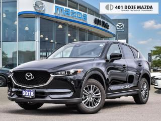 Used 2018 Mazda CX-5 GS ONE OWNER| 1.99% FINANCE AVAILABLE for sale in Mississauga, ON
