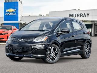 New 2021 Chevrolet Bolt EV Premier for sale in Winnipeg, MB