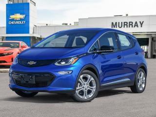 New 2021 Chevrolet Bolt EV LT for sale in Winnipeg, MB