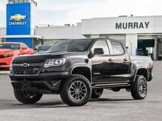 New 2021 Chevrolet Colorado 4WD ZR2 for sale in Winnipeg, MB