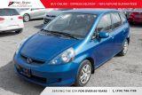 Photo of Vivid Blue Pearl 2007 Honda Fit