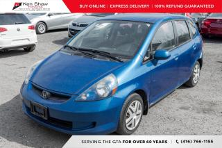 Used 2007 Honda Fit for sale in Toronto, ON