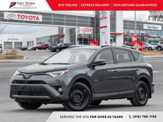 Used 2016 Toyota RAV4 LIMITED  for sale in Toronto, ON