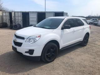 Used 2012 Chevrolet Equinox LS for sale in Whitby, ON