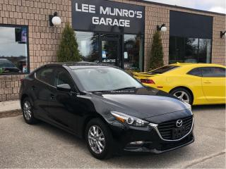 Used 2018 Mazda MAZDA3 GS for sale in Paris, ON