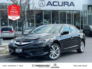 Used 2018 Acura ILX Premium 8DCT for sale in Markham, ON