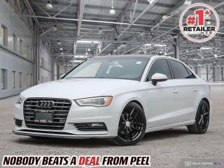 Used 2015 Audi A3 2.0 TDI Technik for sale in Mississauga, ON