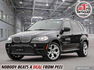 Used 2012 BMW X5 xDrive35d (A6) for sale in Mississauga, ON