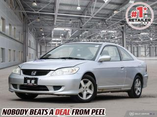Used 2004 Honda Civic SI for sale in Mississauga, ON
