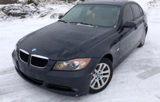 Used 2007 BMW 3 Series 328I for sale in Hamilton, ON