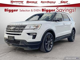 Used 2018 Ford Explorer 4x4 for sale in Etobicoke, ON