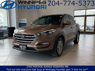 Used 2016 Hyundai Tucson Premium for sale in Winnipeg, MB