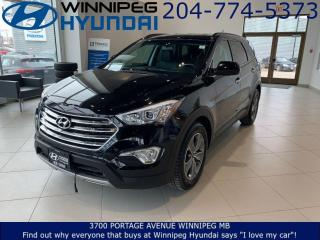 Used 2016 Hyundai Santa Fe XL Premium for sale in Winnipeg, MB